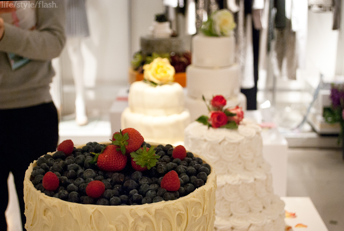 M&S wedding cakes