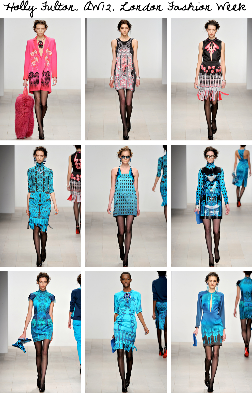 Holly Fulton AW12