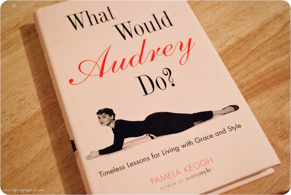 "Book: ""What Would Audrey Do?"""