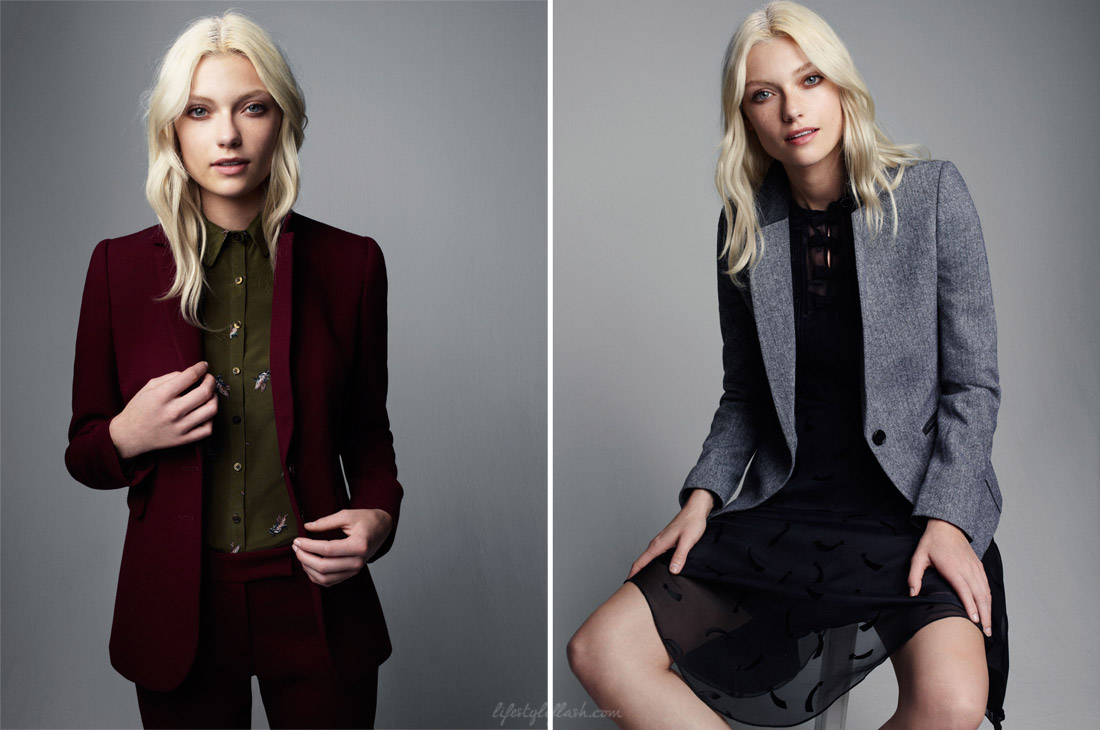 NW3 at Hobbs AW12 lookbook images
