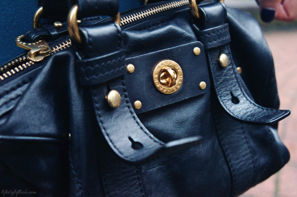 Marc by Marc Jacobs Totally Turnlock Shifty bag