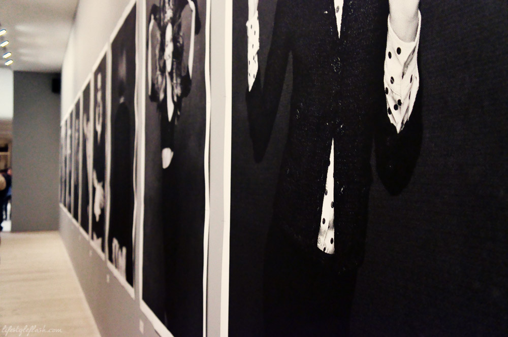 Saatchi Gallery, London | CHANEL: The Little Black Jacket exhibition