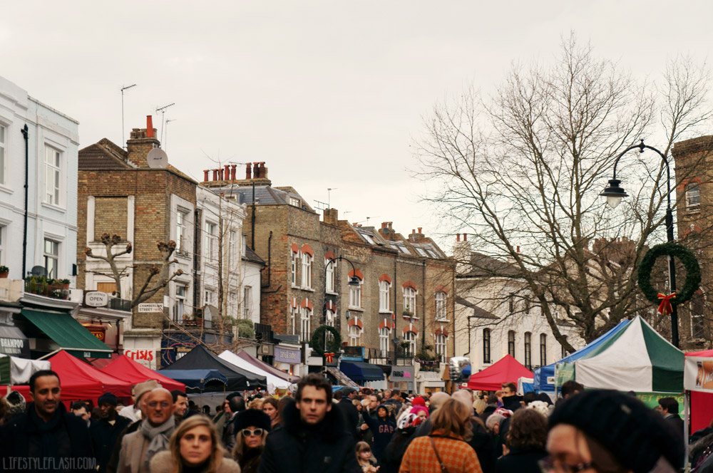 Primrose Hill Christmas Fair (2012)