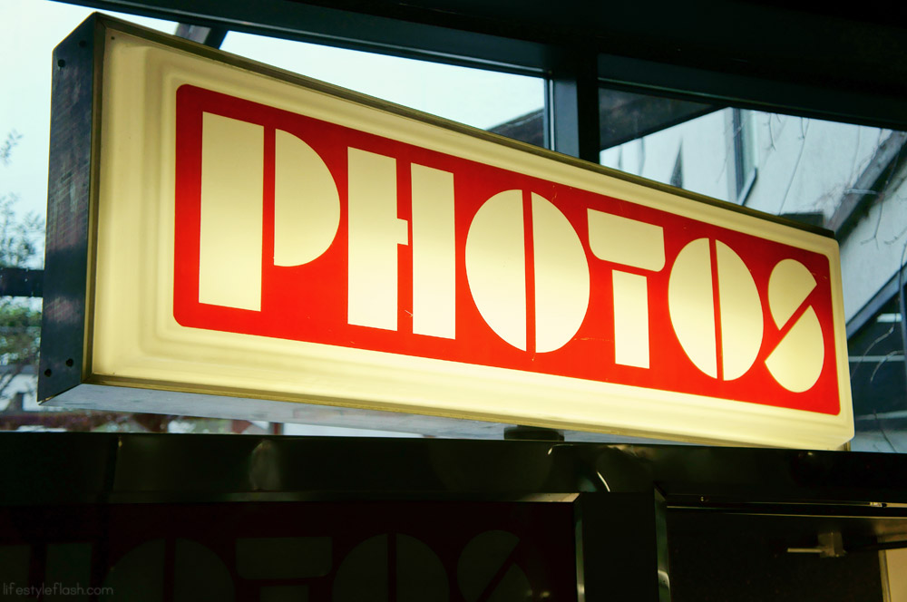 Photobooth at the Hoxton Hotel, London