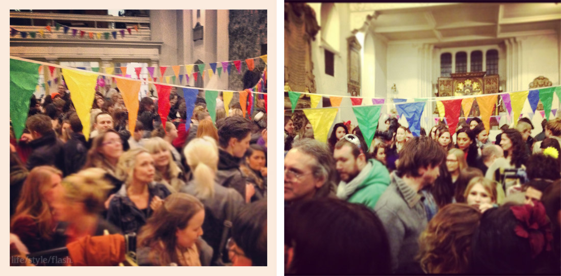 Oxfam Rumble In The Jumble