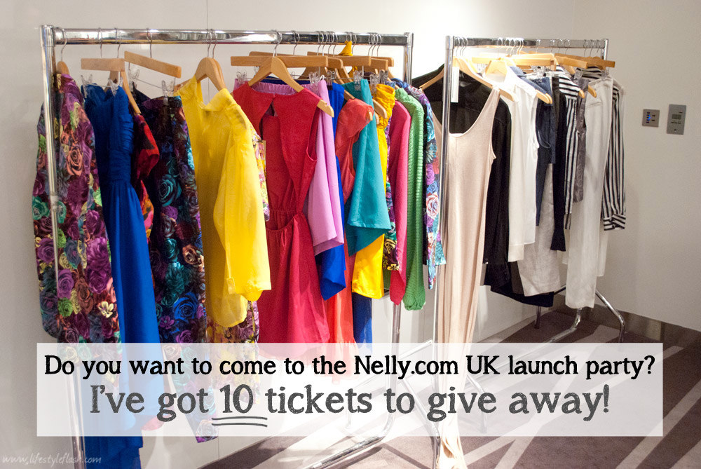 Nelly.com UK launch party competition